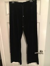 Burberry Velvet Sweat Pants Size L
