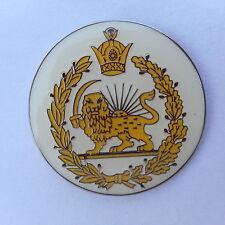 El emblema de Persia, coat, badge, Label, pin, irán, ele