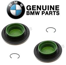 NEW Pair Set of 2 Shaft Seal with Lock Rings For BMW F23 F25 F30 F34 E89