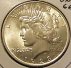BU 1923 Peace Dollar 90% Silver - Very Nice # 130923-36