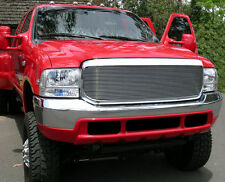 1999-2004 FORD F-250 F-350 SUPER DUTY POLISHED BILLET GRILLE GRILL T-REX