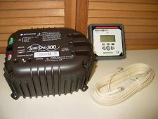12V DC to 230V AC SureSine SOLID STATE 300W Pure-Sine-Wave INVERTER & LCD METER