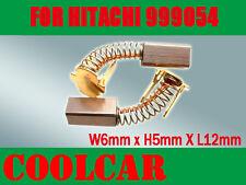 Carbon Brushes For HITACHI 999054 14.4V 18V battery tool WR18DL WR14DL DS18DL