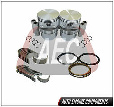 Bearings & Piston Rings Set Fits Cavalier Malibu  2.2 L Ecotec - SIZE 020