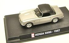 COLLECTION HACHETTE AUTO PLUS  IXO 1/43 HONDA S800 CABRIOLET 1967 /13