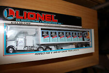 lionel Tractor trailer O Gauge #12811 Alka-Seltzer made 1992 New in the box