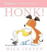 Honk by Mick Inkpen (Board book, 2008)-9780340956724-G031