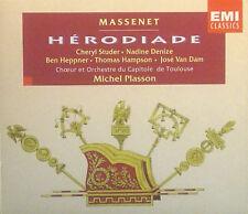 3-CD-Box MASSENET - herodiade, Plasson