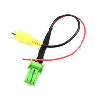 Parking RearView Camera RCA Video Plug Reverse Convert Cord For Suzuki Ventrella