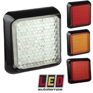 LED Autolamps 80WME Multivolt 12v / 24v REVERSING - Trailer Caravan Light