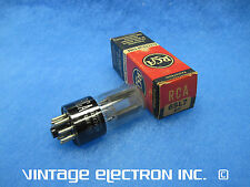 NOS 6SL7GT (6SL7) Vacuum Tube - RCA - USA - 1950's (TESTED, FREE SHIPPING!!)