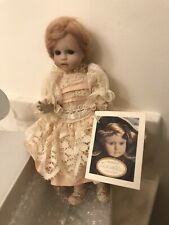 Bisque Arianna Doll Made In Italy