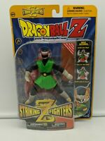 Dragon Ball Z Striking Fighters GREAT SAIYAMAN Action Figure By Irwin 2002 DBZ