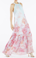 NWT $898 BCBG Max Azria Runway Shilah Dress Silk sz S