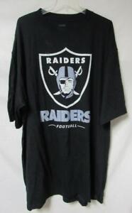 Las Vegas Raiders Men's Big & Tall Size 3XLT T-Shirt A1 3921
