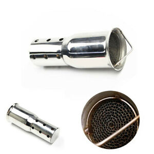 1Pc 51mm Motorcycle Scooter Modified Exhaust DB Killer Silencer Muffler Baffle