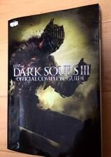 Dark Souls III 3 Completo Guía PS4 Libro Mw