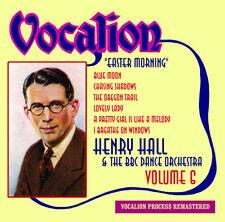 Vocalion Import Big Band/Swing Music CDs