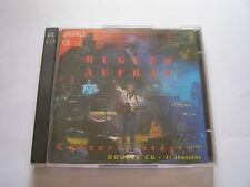 cd hugues aufray: concert intégral 2 CD
