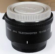 Nikon 1.7x Tele-Converter TC-17E II Nikon AF-S Fit Boxed - ST34940