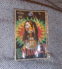HARD ROCK CAFE HRC Signature Series 34 Bob Marley 2016 Pin LAS VEGAS Rare Nice!