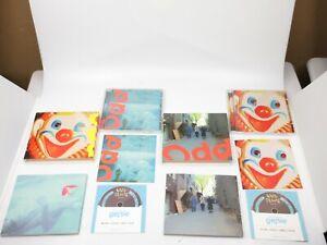 Shinee Odd Vol.4 Álbum Versión A B CD De Música Photobook Juego Lote Korea