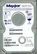 MDL: 6Y160P0 Code: YAR41BW0  KMGD  Maxtor 3.5 IDE 160GB