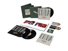 LED Zeppelin-Coda (Reissue) 5 VINILE LP + CD NUOVO