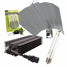 LUMii Noir-Digital Dimmable 600 W HPS Hydroponique éclairage kit