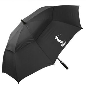 Personalised Golf Umbrella Gift for Dad's Personalise with Dad or Father's Name