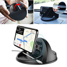 10W Qi Wireless Car Truck Dashboard Phone Charger Dock Holder For iPhone Samsung