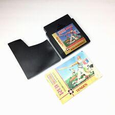 RBI Baseball Original Tengen NES Game Cartridge Manual Sleeve Vintage A16-4