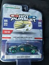 Greenlight Chase - New Hampshire State Police Dodge Charger