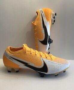 Men's Nike Mercurial Vapor 13 Elite FG - Size 10.5 (AQ4176-801)