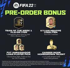 FIFA 22 Pre-Order Bonus DLC + Exclusive In-Game Fut Kit (NO GAME) for Xbox