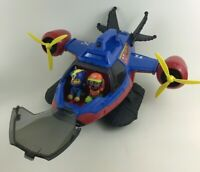 Paw Patrol Pirate Pups Pirate Patroller Lights Sounds Airplane Vehicle Chase Toy
