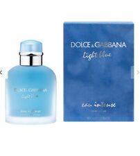 NEW Sealed DOLCE & GABBANA Light Blue Intense Pour Homme Eau de Parfum 100ml £67