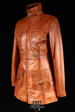 Autres vestes/blousons beiges en cuir pour femme
