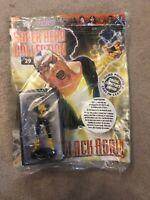 Eaglemoss DC Comics Super Hero Collection Lead Black Adam Figure