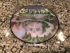 Metallica Picture Disc! Iron Maiden Slayer Anthrax Kiss Ozzy Megadeth AC/DC