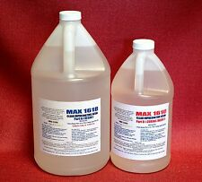 EPOXY RESIN CLEAR WOOD WORKING 4 COATING COMMERCIAL BAR TOP & COUNTER TOP 1.5gal