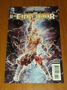 HE-MAN ETERNITY WAR #13 DC COMICS FEBRUARY 2016