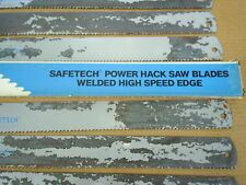 "(10) Capewell Power Hacksaw Blade 24""X2 1/8X.100"" 4T FN2404-0 New bi-metal"