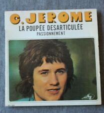 C Jerome, la poupée desarticulée + 3,  EP - 45 tours