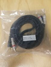 6 Ft Premium RGB 5 RCA Component Cable Model 791381 Brand New