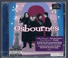 THE OSBOURNES FAMILY ALBUM CD F.C.  SIGILLATO!!!