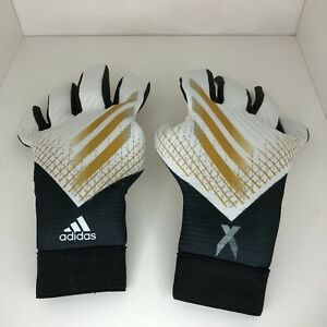 Adidas Goalkeeper Gloves Soccer League Negative Cut White FS0420 Junior Size 7