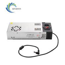 24V 3D Printer Power Supply Switch Transformer 15A Screw Terminals