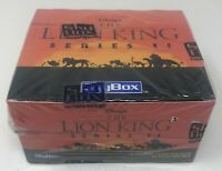 LION KING 1994 SKYBOX Series 2 Factory SEALED Trading Card BOX Disney 36 Packs