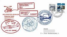 5 X Polarpost DEUTSCHLAND 1987 - I